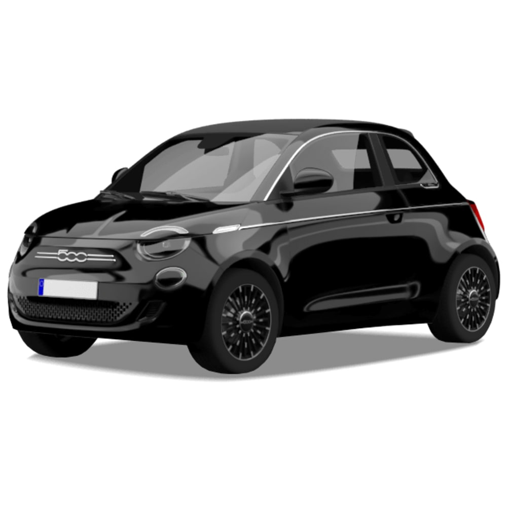 Privatleasing: Fiat 500 Elektro Schräghecklimousine ab 172.55€ mtl. bei 48 Monaten Laufzeit und 10000km/Jahr