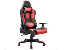 BASETBL Gaming PC-Stuhl mit verstellbaren Armlehnen für 74,99€