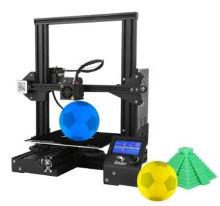 Creality 3D Ender-3 3D Drucker für 124,99€ inkl. Versand aus Deutschland