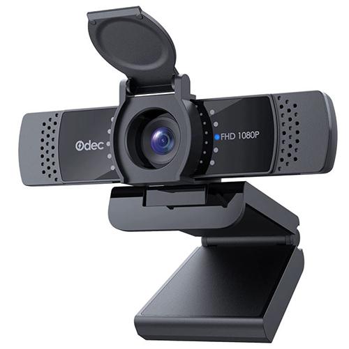 Odec Webcam 1080p Full HD mit Stereo-Mikrofon für nur 19,99€
