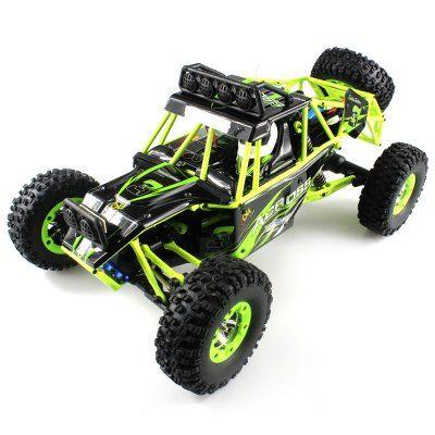 WLtoys No. 12428 4WD RC Buggy im Maßstab 1:12 nur 64,81€ aus Deutschland