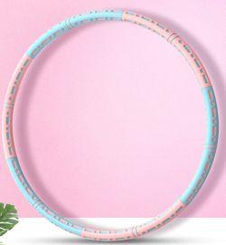 Muenfly Segment Hula Hoop Reifen für 9,99€