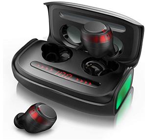 VOTOMY Bluetooth Kopfhörer In-Ear (BT 5.0, 150 Std., 2500mAh, IPX7) für nur 16,49€
