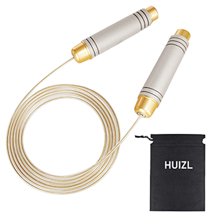 HUIZL Speed Rope Springseil für nur 4,49€ inkl. Prime-Versand